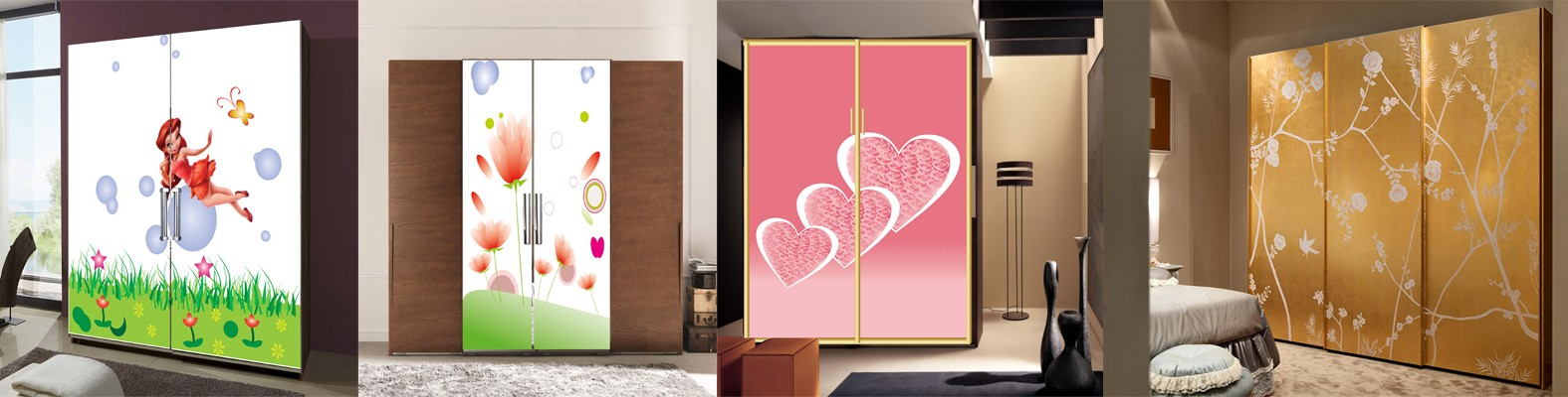 Printing on glass printing on mirrors canvas printing for Door design with highlighter