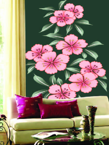 Living Room | Digital Printing - India